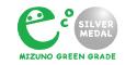 ミズノグリーングレード「シルバーメダル」