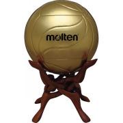 記念ボールとスネークウッドを合わせた画像です。