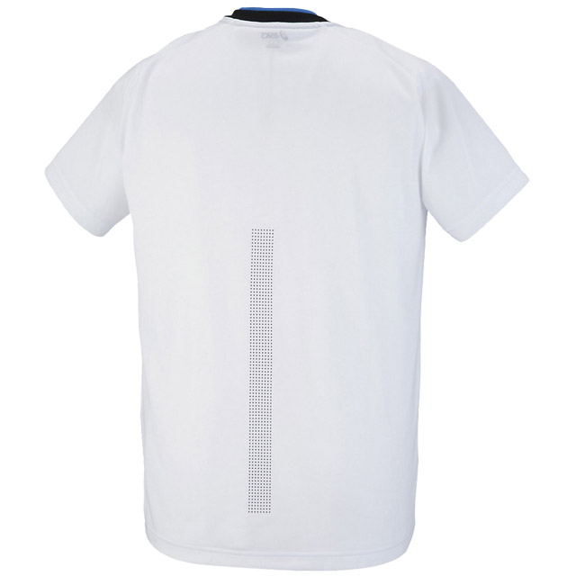 アシックスバレーボール半袖プラクティスシャツ[XW6733]ジュニアサイズ対応